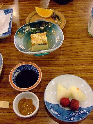 奥尻緑館夕食1日目04a