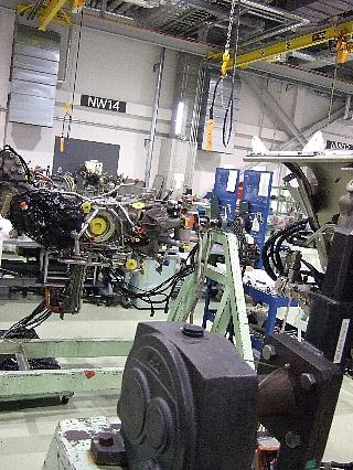 ANAエンジン整備工場見学09
