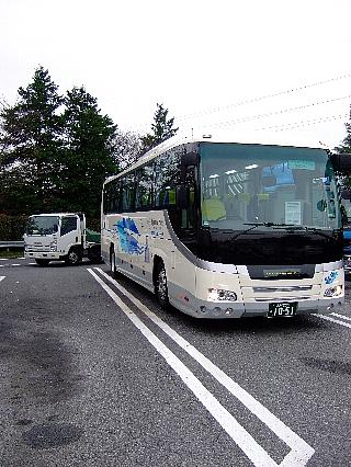 直行バス01