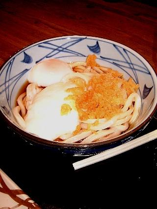 丸亀製麺とろたま