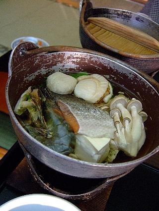 海山夕食07