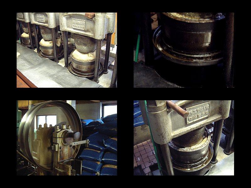 椿油製油機械