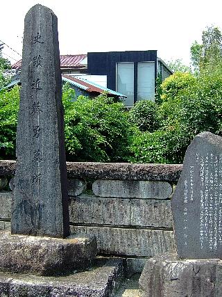 近藤勇墓所01