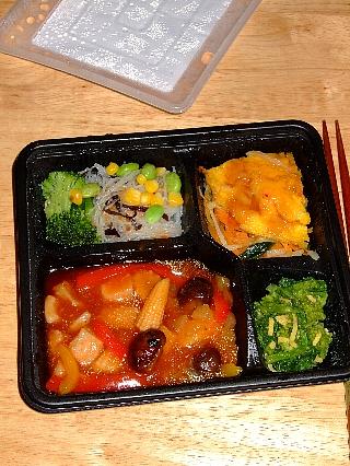 スマートデリ酢豚03
