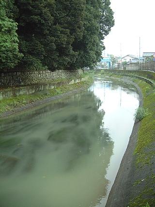 20玉川上水田村分水