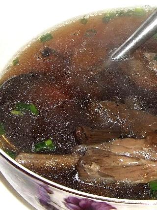 珍珍08b(スペアリブのスープ)