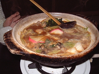 鳥銀(鶏鍋)