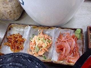 桜エビ昼食02