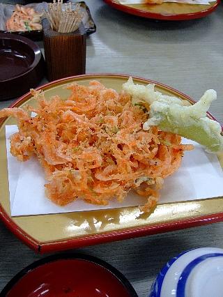 桜エビ昼食06