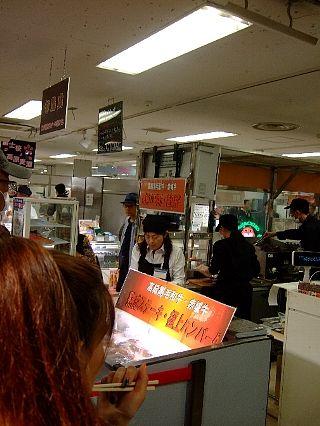肉グルメ博風景05熟成肉