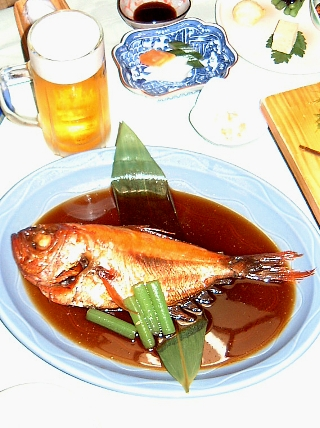 聚楽の夕食03