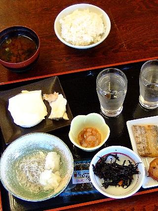 日間賀観光ホテル朝食06