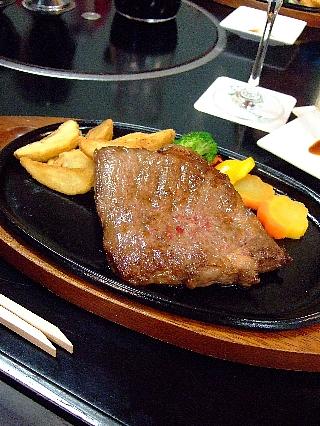 常陸牛ステーキ08