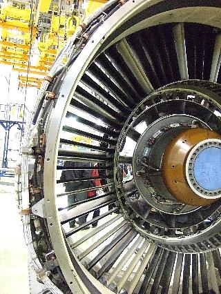 ANAエンジン整備工場見学27
