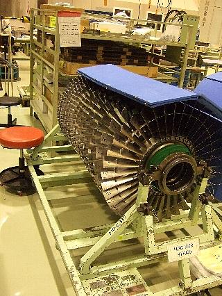 ANAエンジン整備工場見学05