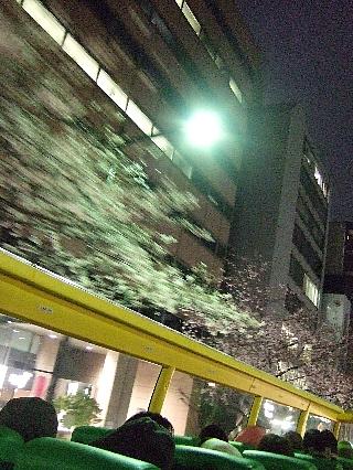 夜桜バスツアー07