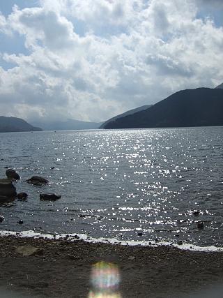 05湖面へ