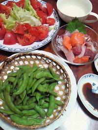 20110804夕飯
