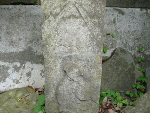 ①-3猿田彦の石造物 (3)