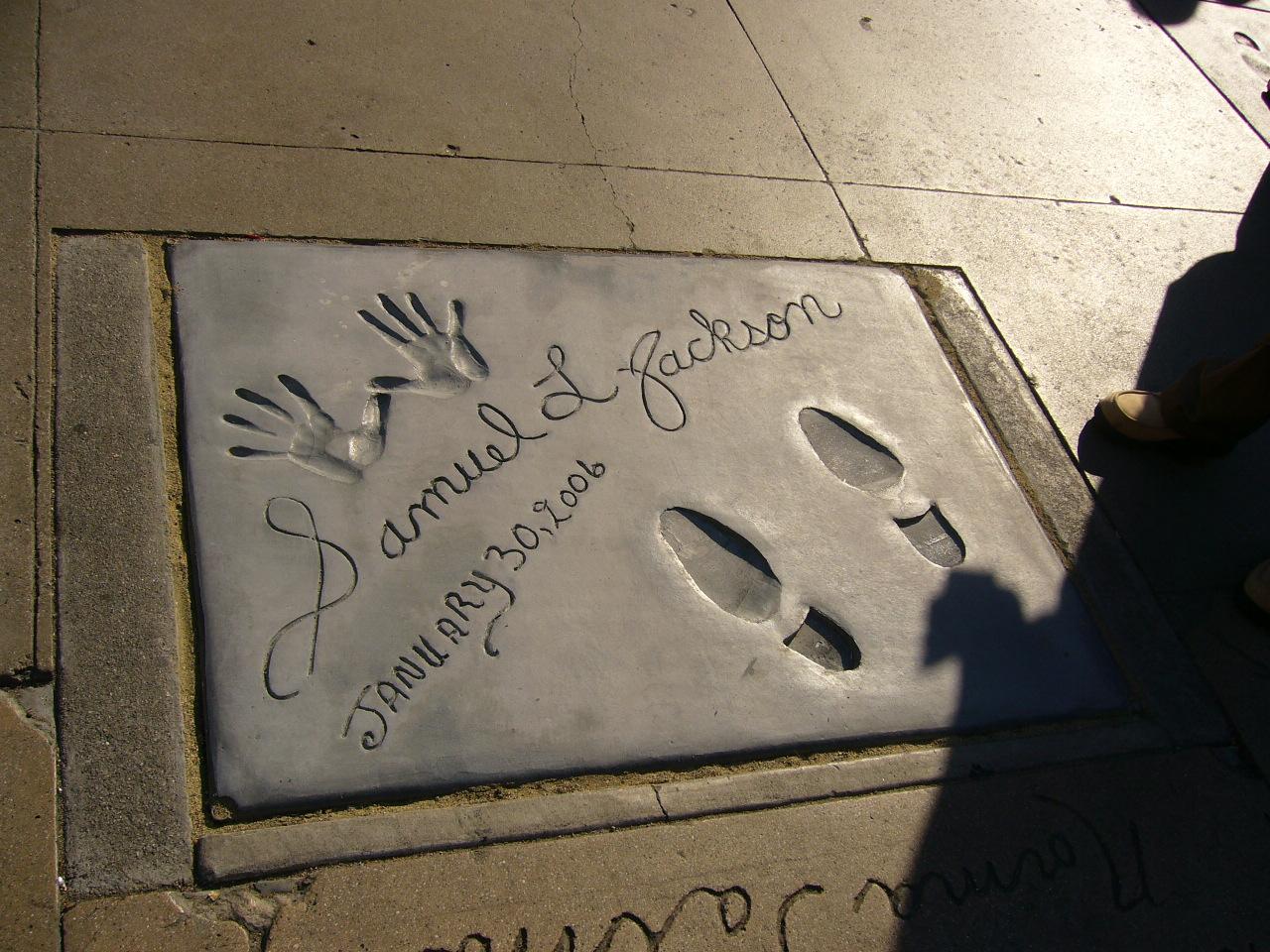 サミュエルLジャクソン サミュエルLジャクソン   2006年02月