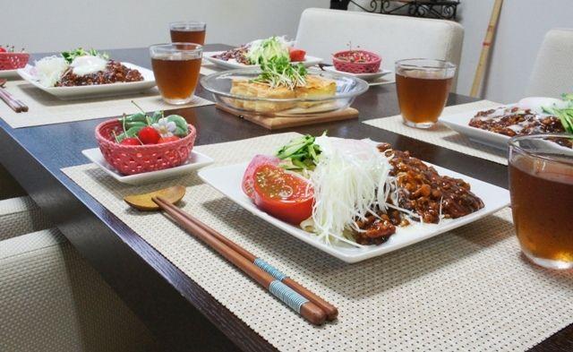 10年の軌跡 男と女の気持ち編~1皿で大満足なジャージャー麺~