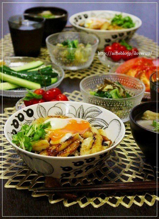 サイズ。~笹かま丼~