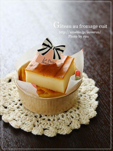 レシピ。~誰でも作れる♡10分チーズケーキ~