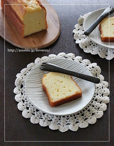 最近の菓子事情と人生初体験。~不味いパウンドケーキの救済法~