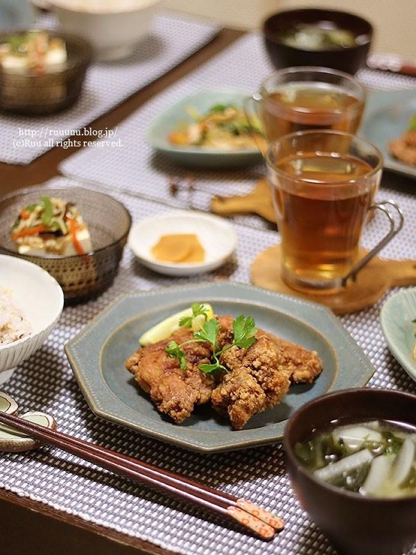 【レシピ】新発売♡KFCソース味。~焼きそばソースの実力~