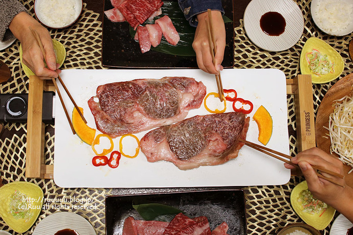 【献立】焼き肉。~テーブルグリルピュアをGETしたので我が家史上最強で最高の肉を焼いてみた~
