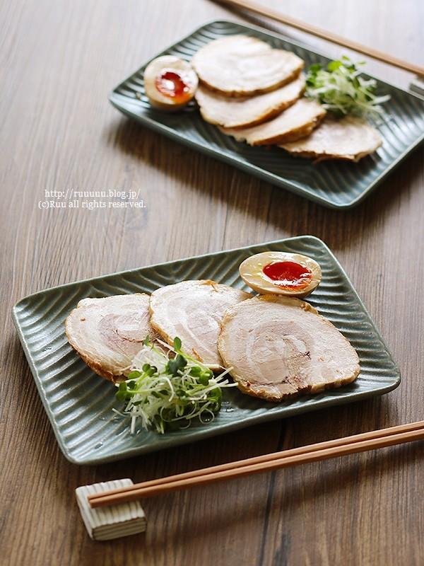 【レシピ】ラーメン屋さんの♡コク旨チャーシュー。