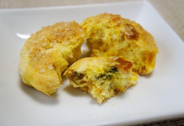 朝ご飯~ゴロゴロかぼちゃのカリカリスコーン~