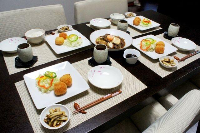 さぶろー山とモニター当選品~温玉のせとろみ肉豆腐&白菜の芯de柚子胡椒風味浅漬け~