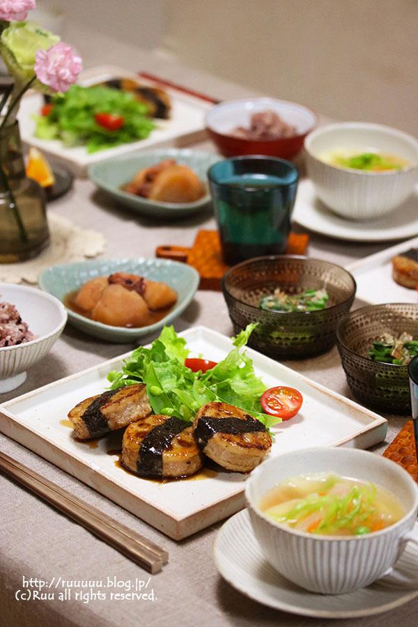 【レシピ】はがれない♡れんこんのはさみ焼き 甘辛酢味。~ついに始まる受験Days!~