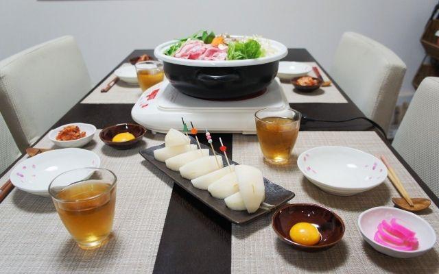 釣りと鍋。~豆乳鍋とお楽しみの〆ご飯~
