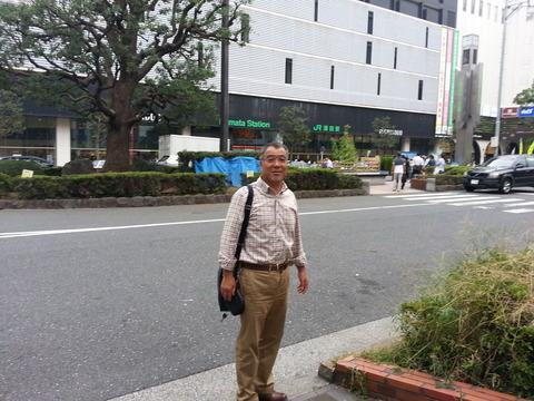 蒲田駅20141004_151110