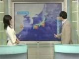 NHK首藤アナのいたずら