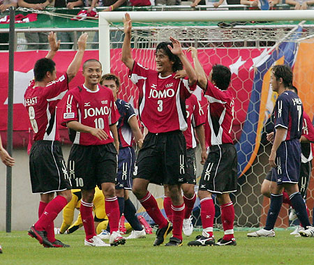 新サッカーRyO:2006年07月 - liv...