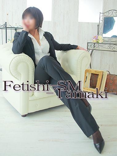 珠稀女王様 専用衣装 黒パンツスーツ【珠稀女王様専用衣装11】