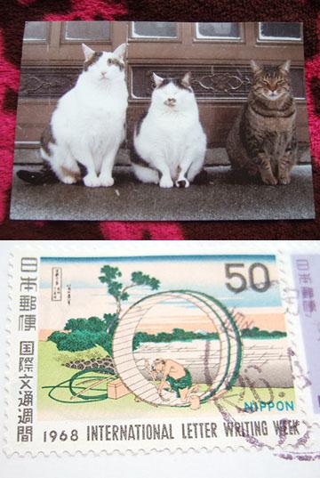 うんちゃんのポストカード