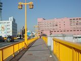 蔵前橋 完成