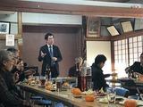1月13日北高沼自治会から田島第一・栄和・北上の宮・門前自治会10