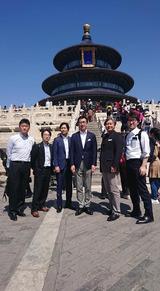 4月14日野村資本市場研究所北京事務所・関根首席代表と昼食3