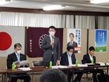 6月26日県連・新型コロナウイルス対策本部・役員会