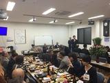 1月12日戸田市上町町会の新年会