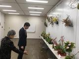11月3日蕨市彩の花展
