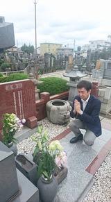 9月23日墓参り
