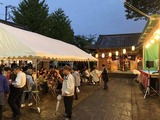 10月14日上戸田氷川神社の秋季例祭・演芸奉納2