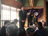 1月14日中島第一&第二自治会の合同新年会
