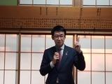 1月13日桜区中島第一&第二自治会合同自治会の新年会